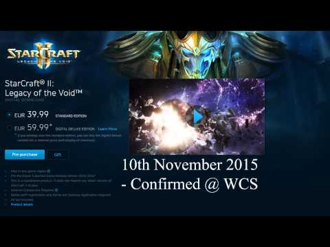 StarCraft II: Heart Of The Swarm' Launch Time And Release Date: U.S ...
