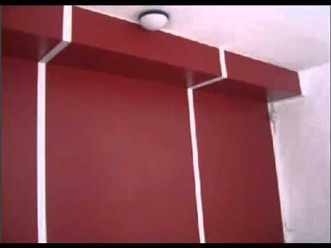 Como decorar la oficina de tu casa con melamina y aluminio - Como decorar la casa ...