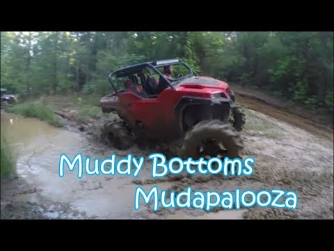 Muddy Bottoms - Memorial Day - RZr 1000/ General 1000/ RZR 800