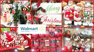 Christmas at Walmart🎄  || Holiday Edition || Browse With Me 2019 Decor