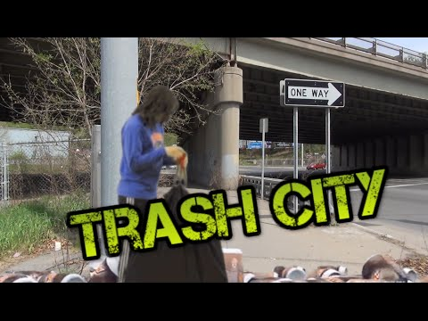 Trash City - Schenectady