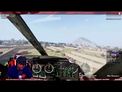 DCS Black Water Operations: Day 3 Operations Kunar Province, AFG