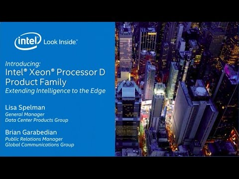 Intel Presents – Extending Intelligence to the Edge
