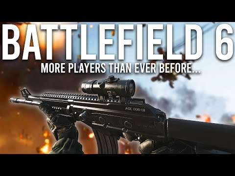 Battlefield 6 - FINALLY some News and Information!