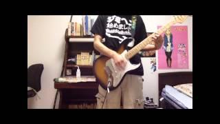 【ジミーサムP】 Reboot弾いてみた 【ギター】