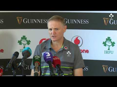 Irish Rugby TV: Ireland Team Announcement