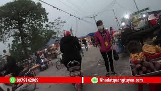 Khảo sát bất động sản Hoàng Mai, Việt Yên, cạnh đô thị sen hồ đình trám