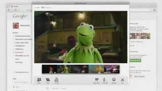 TV ad for Google + with The Muppets - Queen and David Bowie - Under Pressure