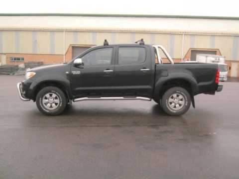 2008 toyota hilux 3l d4d 4x4 double cab auto for sale on auto rh youtube com Toyota Engine Toyota Diesel Engines