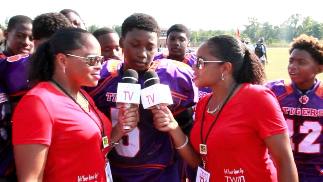 Interview with atlanta tigers 12u football team youtube