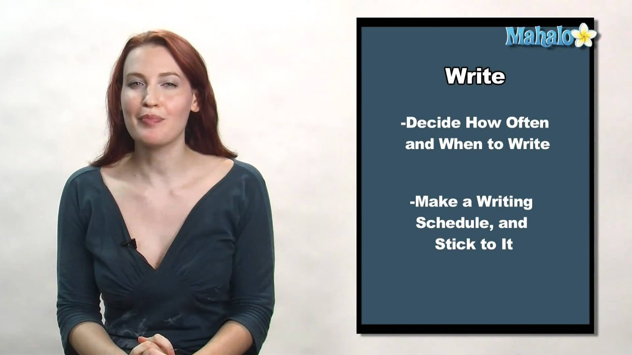 How to Write a Television Script