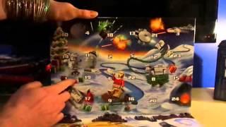 Chocolate vs Lego vs Chocolate - 2015 Star Wars Advent Calendars Day 1