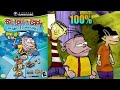 Ed, Edd n Eddy: The Mis-Edventures [25] 100% GameCube Longplay