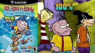 Ed, Edd n Eddy: The Mis-Edventures [25] 100% GameCube Longplay