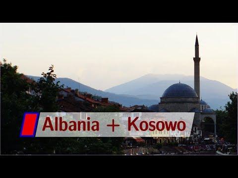 Albania i Kosowo | Travel vlog