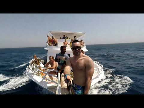 Travel To Red Sea Hurghada Egypt Dolphin House And Snorkelling Tour 2017 Gopro Hero 5
