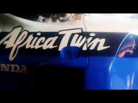 Honda Africa Twin 650 ccm