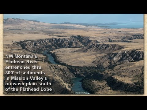 Ice Age Clues in Glacial Retreat / Catastrophic Model  -Cosmography101-28.1 w/ Randall Carlson 2008