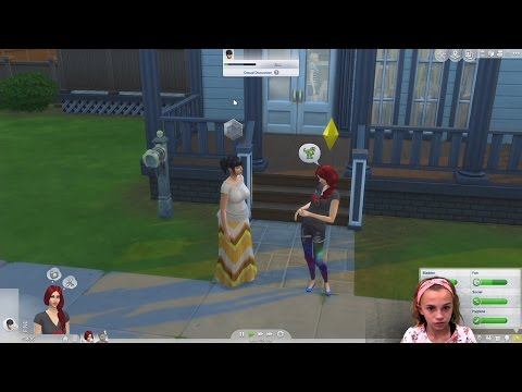 Ariel Is A Water Bender | SIMS4 EP-3 | Gaming With Kayla