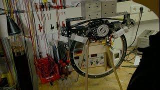 مصعد لإرسال الأقمار الإصطناعية إلى الفضاء - 4TECH