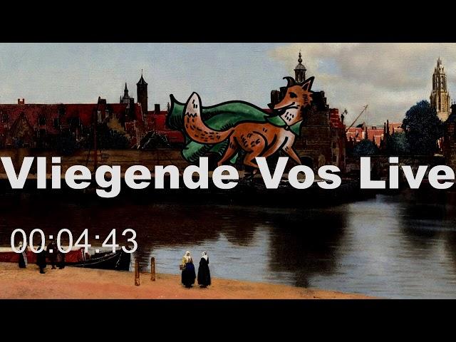 Vliegende Vos Live - 14-05-2021