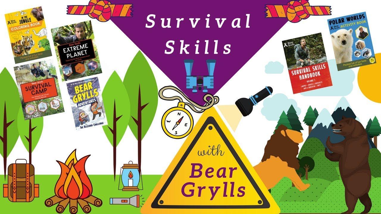 Bear Grylls Survival Book