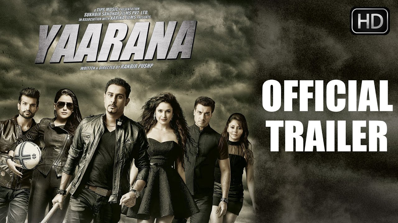 Yaarana Official Trailer Latest Punjabi Movie 2015 Youtube