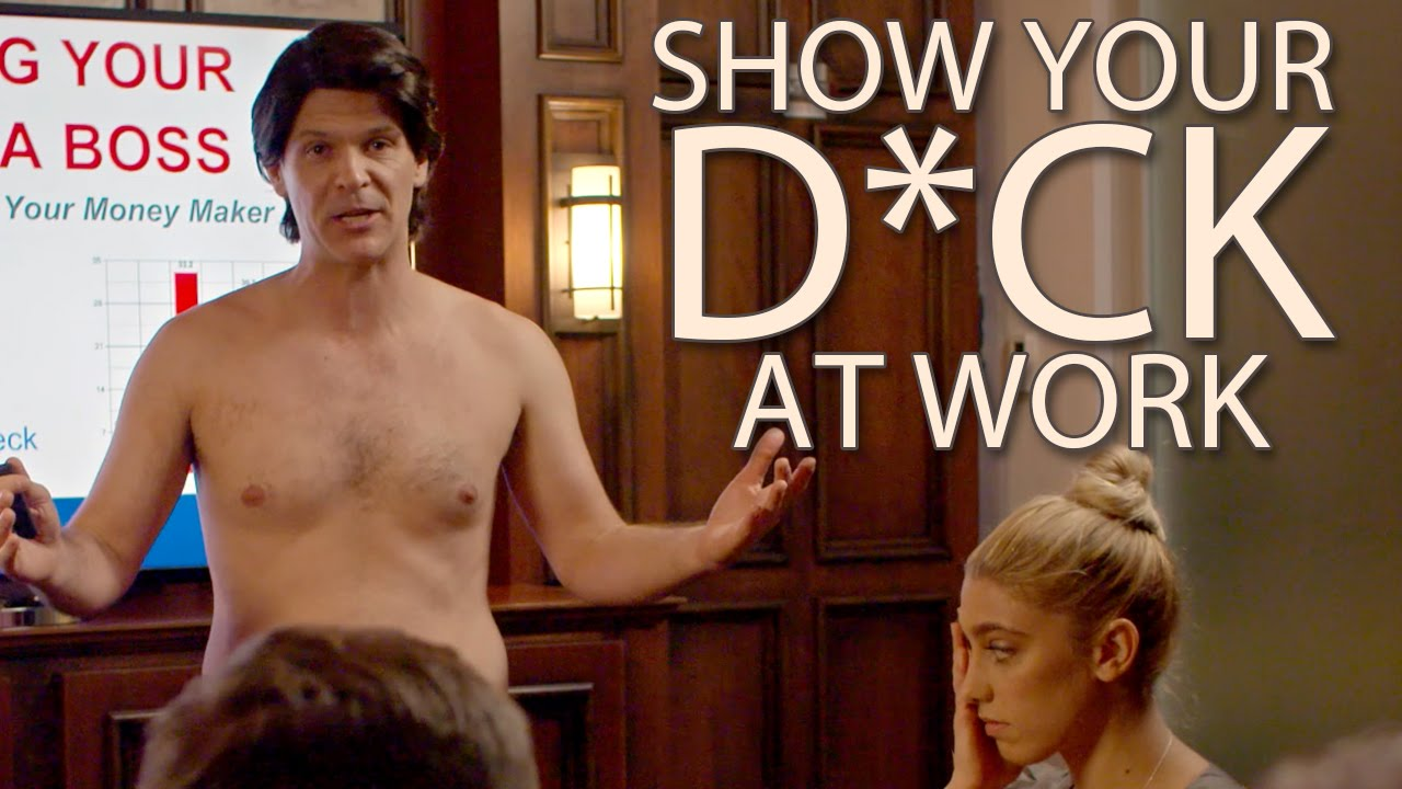 Show Your D*ck at Work - Banned Commercial! - YouTube