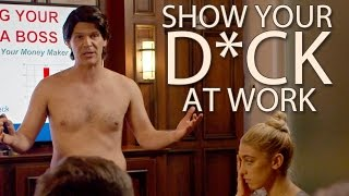 Show Your D*ck at Work - Banned Commercial!