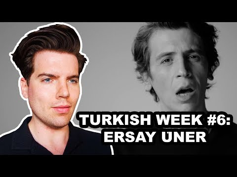 REACTION: ERSAY ÜNER - İKI AŞIK | TURKISH WEEK #6