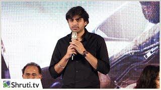 Chennai எனக்கு இன்னொரு வீடு - Saaho Director Sujeeth speech