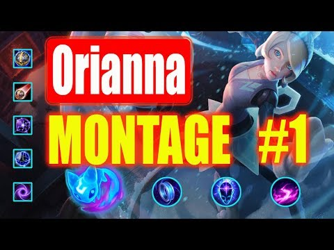 Orianna Montage #1  | One Shot  | League of Legends