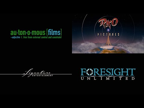 Autonomous Films/RKO Pictures/Signature Entertainment/Foresight Unlimited