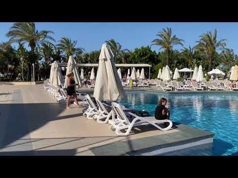 Обзор Alva Donna Exclusive Hotel \u0026 Spa Турция Белек 2021 Отель Альва Донна