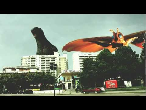 Mothra versus Godzilla - Mosura tai Gojira -  A Tribute fragman