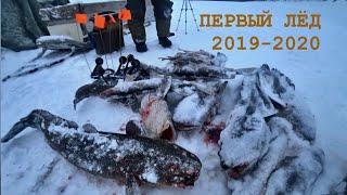 Открытие первого льда с RYBKIN39 в Якутии! Yakutia