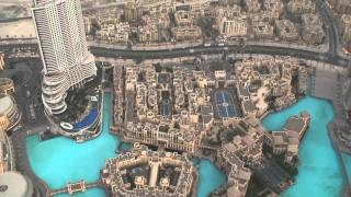 At The Top, Burj Khalifa, Dubai