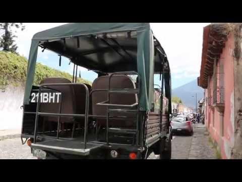 Filadelfia Coffee Tour pickup in Antigua