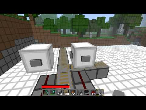 Simple Minecraft Junction Track Changer Tutorial