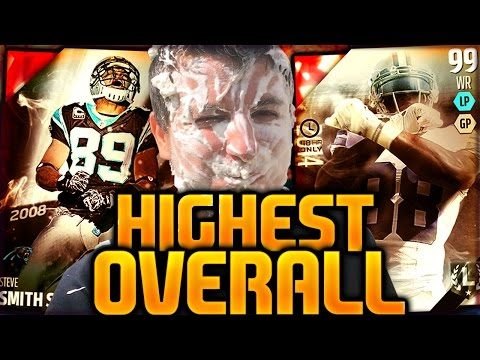 HIGHEST OVERALL DRAFT!   WHIP CREAM PIES FORFEIT!! MADDEN 16 EXTREME DRAFT CHAMPIONS