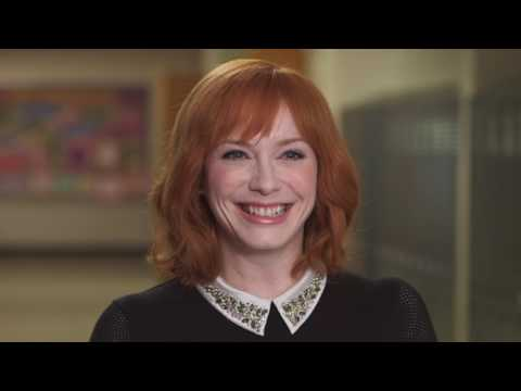 Christina Hendricks: FIST FIGHT