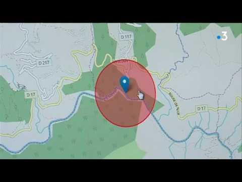 Prévention des risques en montagne : comment fonctionne la géolocalisation pour les randonneurs - - France 3 Provence-Alpes-Côte d'Azur