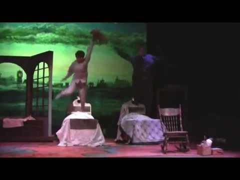 Peter Pan trailer - Appleton North High School Theatre