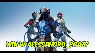 FORTNITE Battle Royale - Alexander gets hit by a bug in EndGame, absurd!