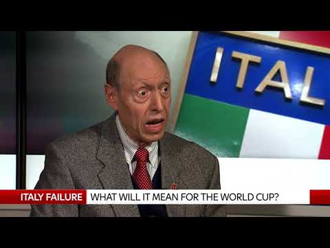 Will Italy crashing out have a financial impact on the World Cup?