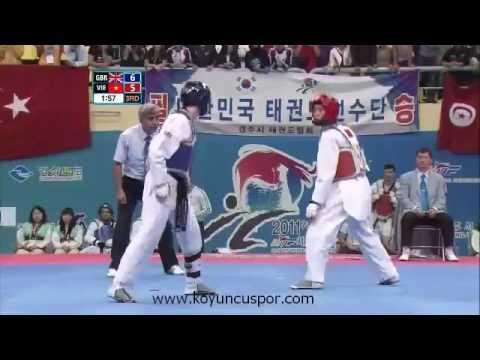 Chung kết võ thế giới Taekwondo