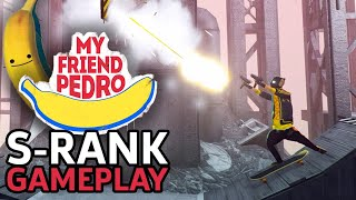 My Friend Pedro - 14 Minutes Of S-Rank Gameplay | PAX West 2018