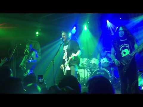 "MOTORBREATH NW Premiere Tribute to Metallica Live ""For Whom The Bell Tolls"" Doug Fir Lounge 3/12/16"
