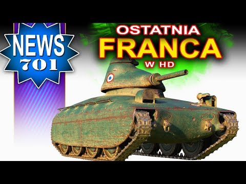 Forfiter! Popatrz jaka franca w hd! - NEWS - World of Tanks