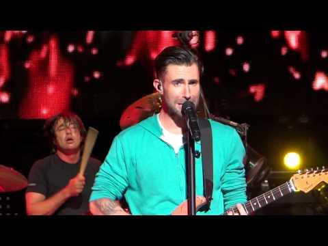 Maroon 5 - Shiver - Saratoga Springs, NY